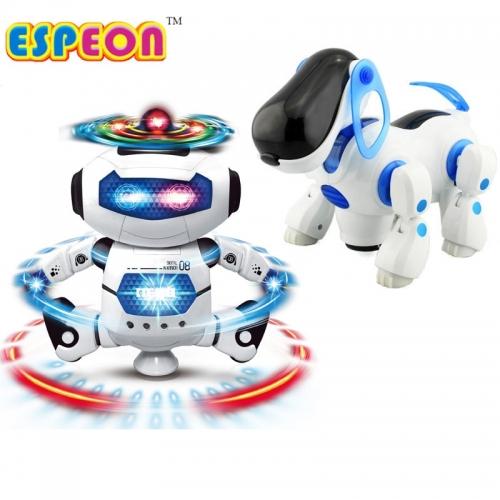 Собака-робот или танцующий космонавт