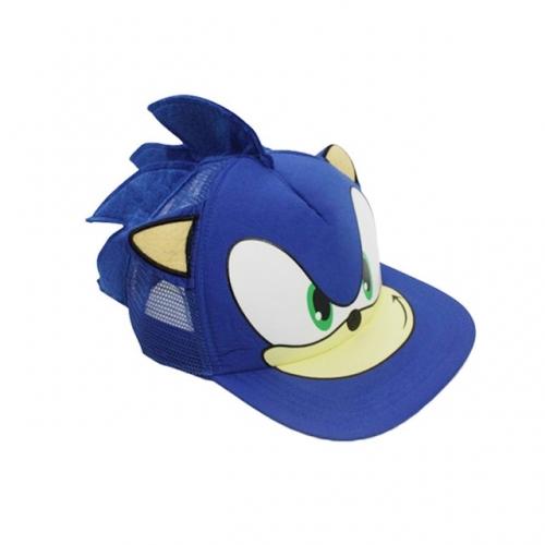 Детская кепка с мультяшным персонажем