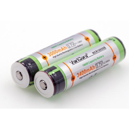 Аккумуляторные батарейки на 3400 мАч