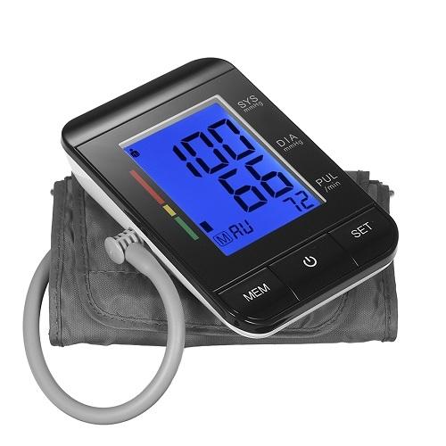 Цифровой тонометр для измерения давления с дисплеем