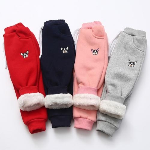 Зимние детские штаны на флисе