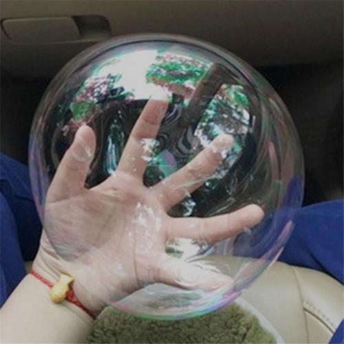 Не лопающиеся мыльные пузыри