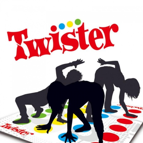 Игра «Twister»
