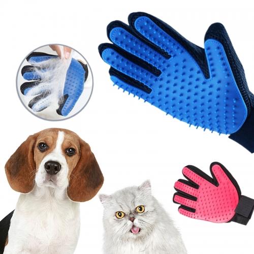 Перчатка-расческа для собак и кошек