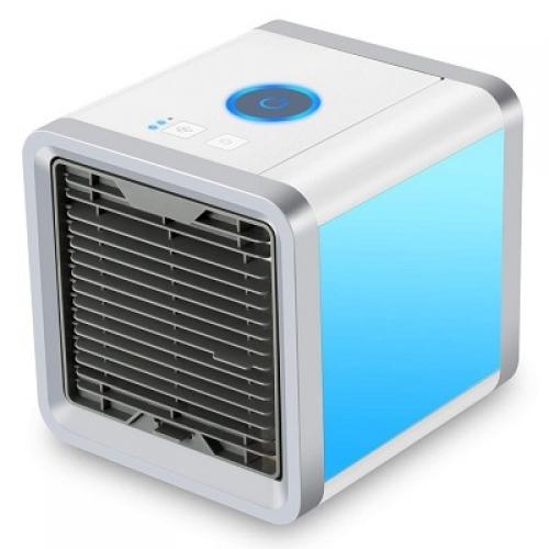Мини-кондиционер с подсветкой и очисткой воздуха