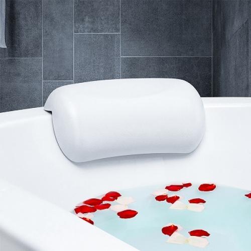 Подголовник в ванную на присосках, 2 цвета