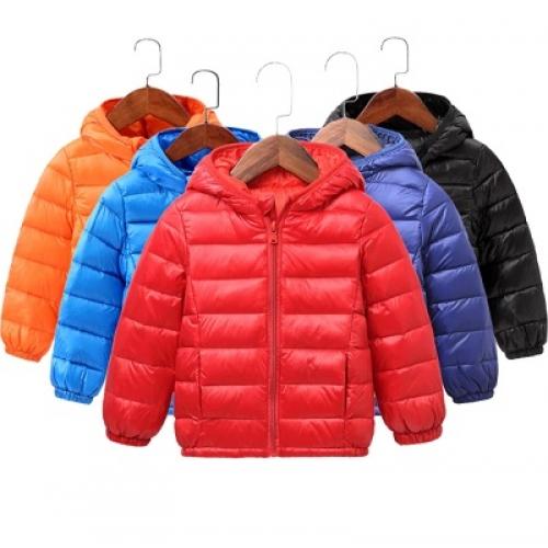 Деми куртка Пуховик детский