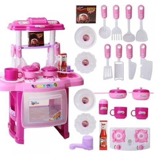 Кухня детская для девочек