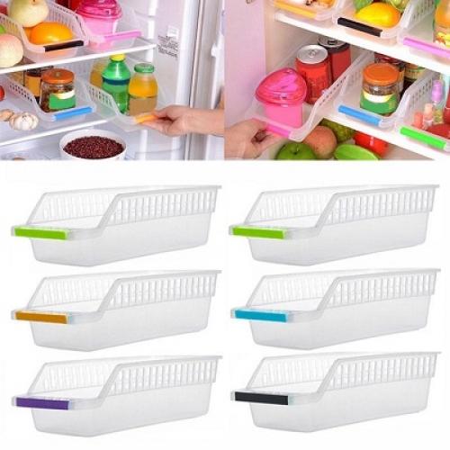 Органайзер в холодильник для экономии пространства
