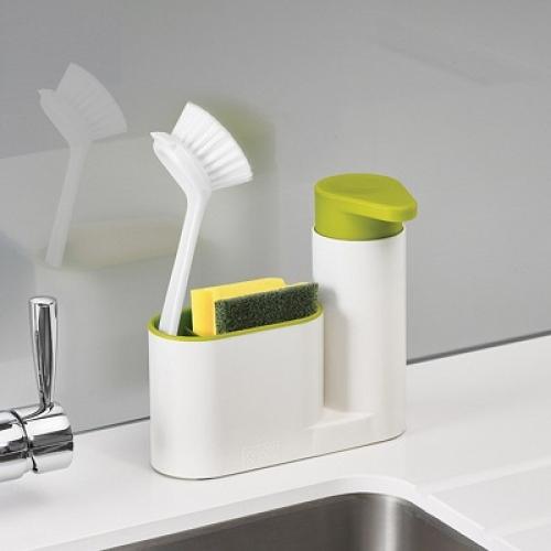 Подставка на кухню для мочалки и моющего средства