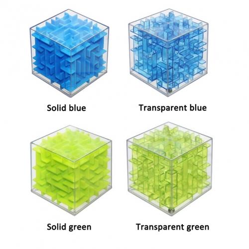 """Куб-головоломка """"3D-лабиринт"""""""