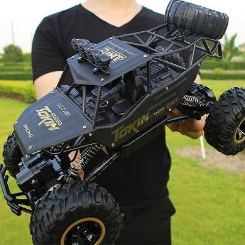 Багги на радиоуправлении 1:12 4WD