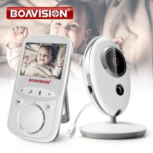 Видеоняня VB605 с ЖК-дисплеем и аудиосвязью