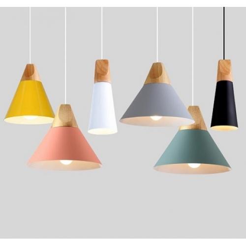 Подвесные светильники в стиле Лофт, много расцветок и форм