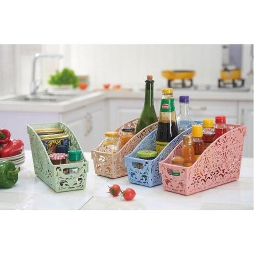 Пластиковые корзинки для специй на кухню