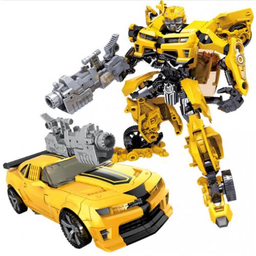 Трансформер машинка-робот