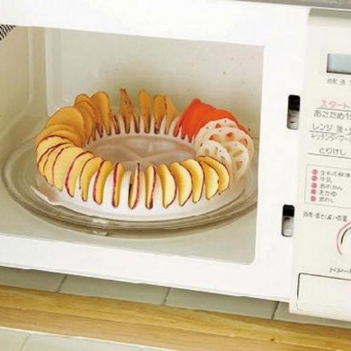 Тарелка для приготовления чипсов
