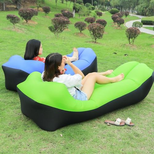 Надувной диван-кровать для пикника