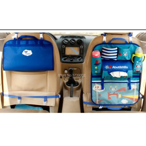 Детский органайзер в авто