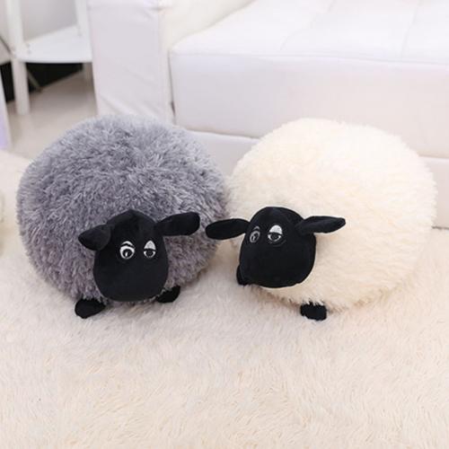 Подушка «Забавная и милая овечка»