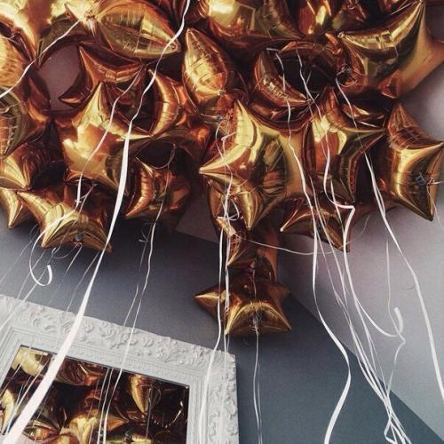 Праздничные воздушные шарики как в кино