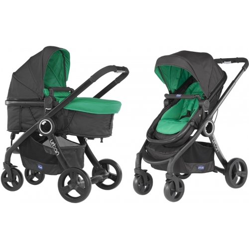 Детская коляска Chicco Urban Plus Crossover