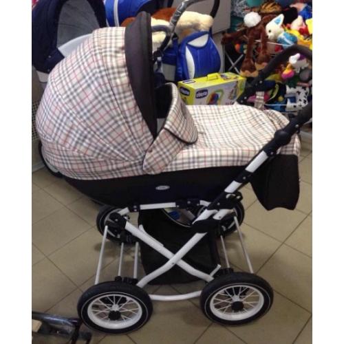 Классическая коляска Lonex Parrilla