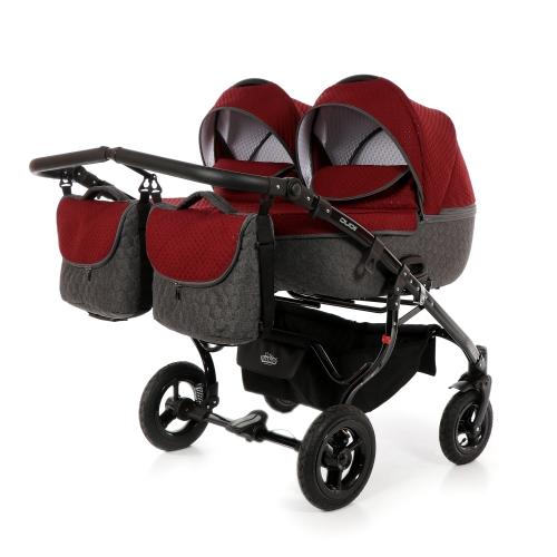 Детская коляска для двойни Tako Jumper 5 Duo