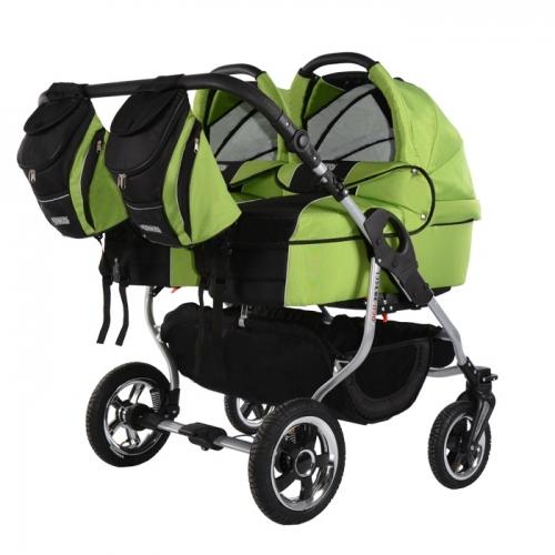Детская коляска для двойни Tako Duo Jumper