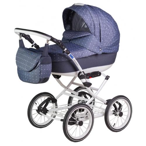 Классическая детская коляска Adamex Katrina
