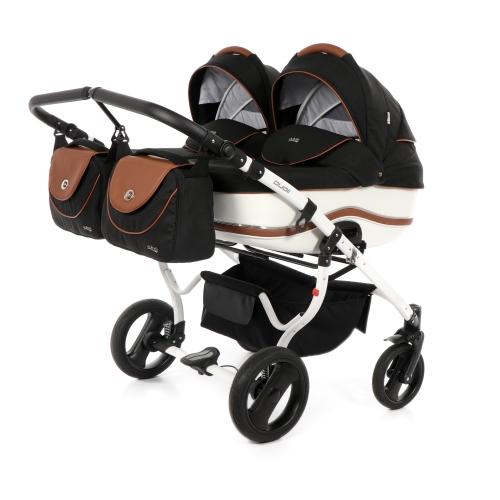 Детская коляска для двойни Tako Dalga Lift Duo