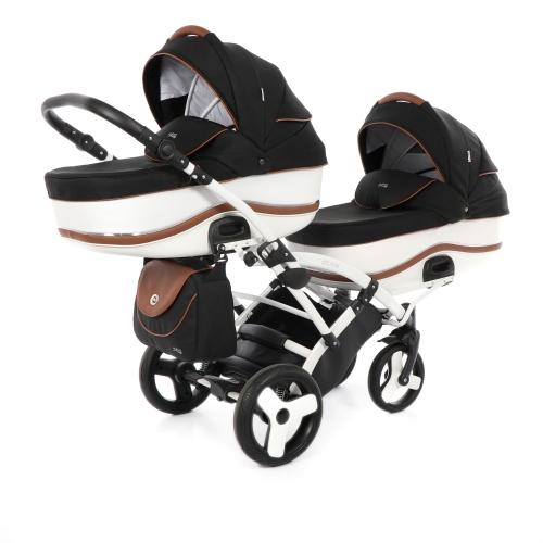Детская коляска для двойни Tako Dalga Lift Duo Slim