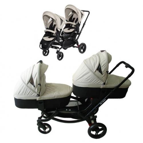 Детская коляска для двойни ABC Design Zoom