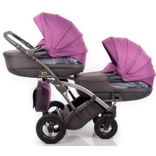 Детская коляска для двойни Tako City Move Duo