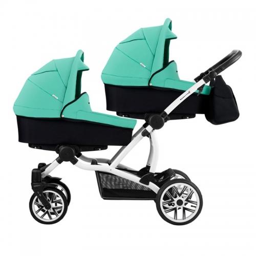 Детская коляска для двойни Bebetto 42