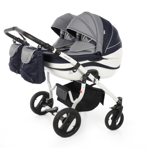 Детская коляска для двойни Tako Moonlight Zakard Duo