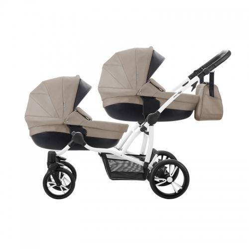 Детская коляска для двойни Bebetto 42 Premium