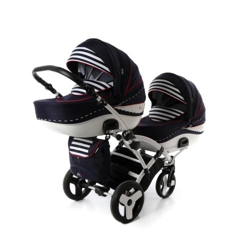 Детская коляска для двойни Tako Vela Duo Slim