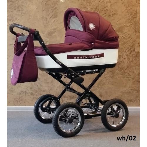 Классическая коляска Trans Baby Winter