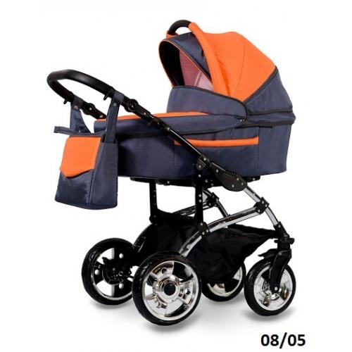 Детская коляска Trans Baby Alaska