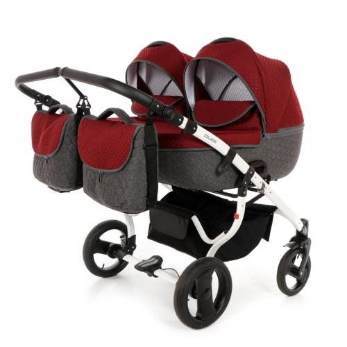 Детская коляска для двойни Tako Jumper 4 Duo