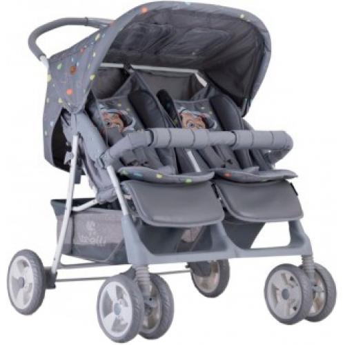 Детская коляска Bertoni (Lorelli) Twin