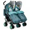 Детская коляска для двойни Cosatto Supa Dupa