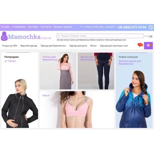 Mamochka.org.ua
