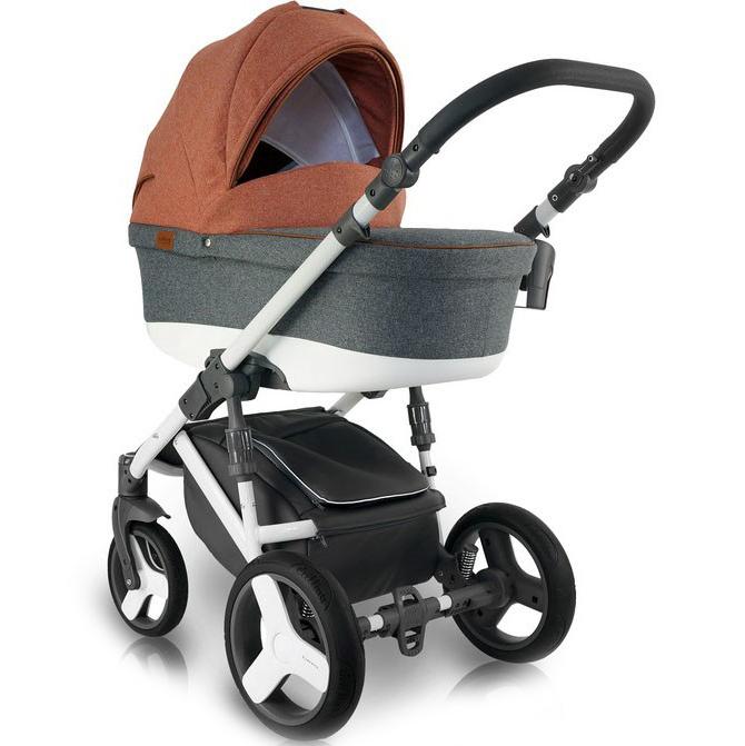 Популярные виды детских колясок