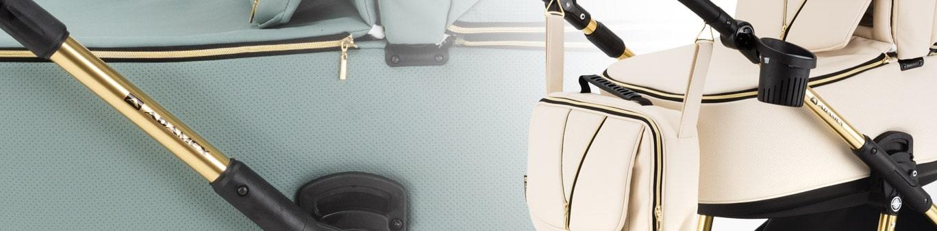 Универсальная коляска Adamex Sierra