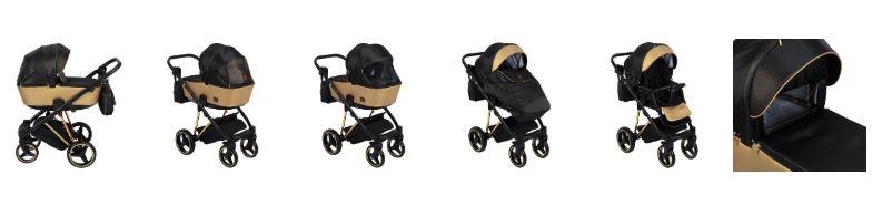 Универсальная коляска Adamex Cristiano Special Edition