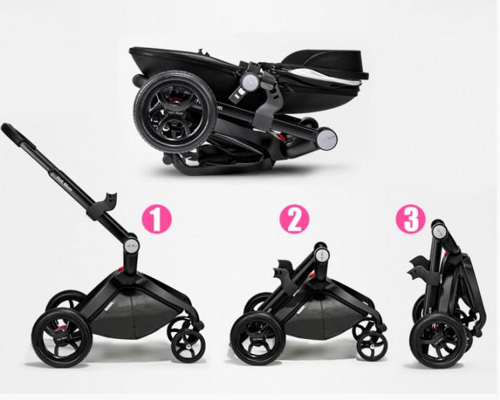 Детская коляска Hot Mom